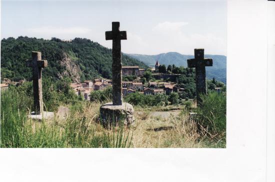 Les Croix de St Privat