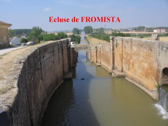 Ville de Fromista