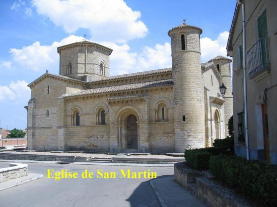 Eglise de Fromista