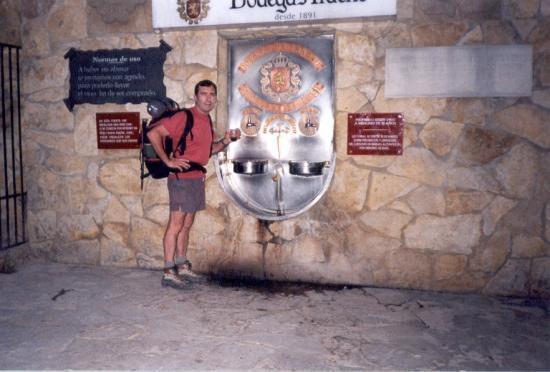 Fontaine a Vin d'Irache