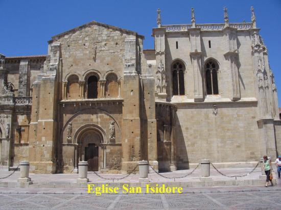 Eglise de San Isidoro