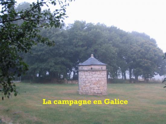 Campagne en Galice