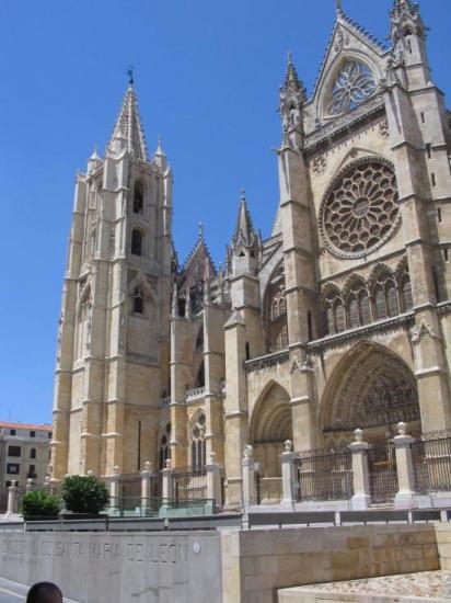 Cathédrale de Léon