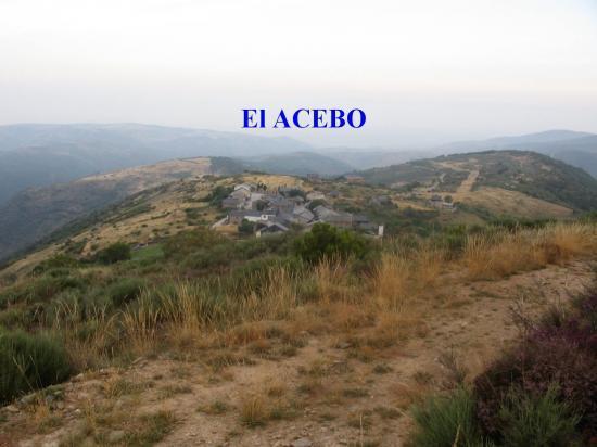 El Acebo