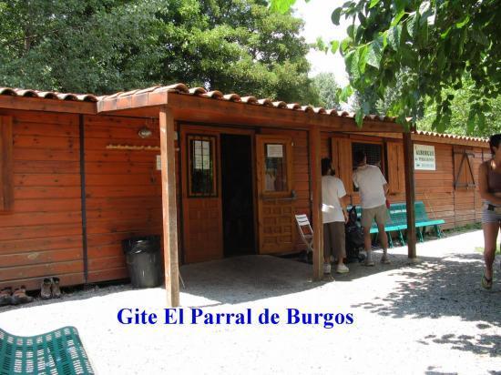Ancien Gîte de Burgos