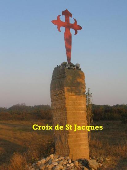 La Croix de St Jacques