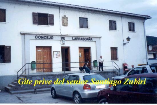 Gîte de Larrassoana