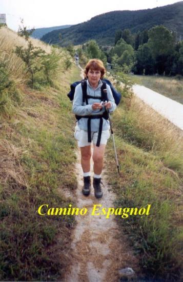 Camino espagnol